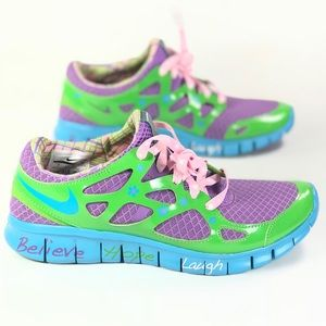 Nike Doernbecher Free Run 2.0 Women's Sz 7